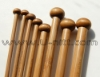 "Picture of 9"" U-nitt Bamboo Afghan/ Tunisian Crochet Hooks in Patina"